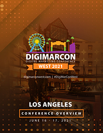 DigiMarCon West 2021 Brochure