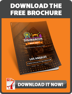 Download DigiMarCon West 2022 Brochure